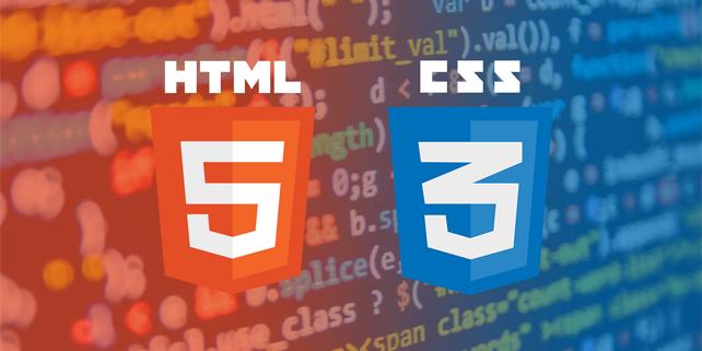 Html Css Web Sitesi Yapımı